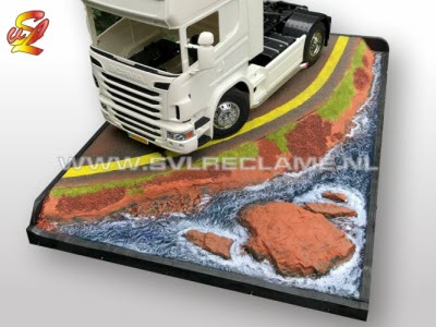 diorama for 1 14 tamiya rc truck tarmac and water for volvo scania man mercedes www_svlreclame_nl 01_20200617145633