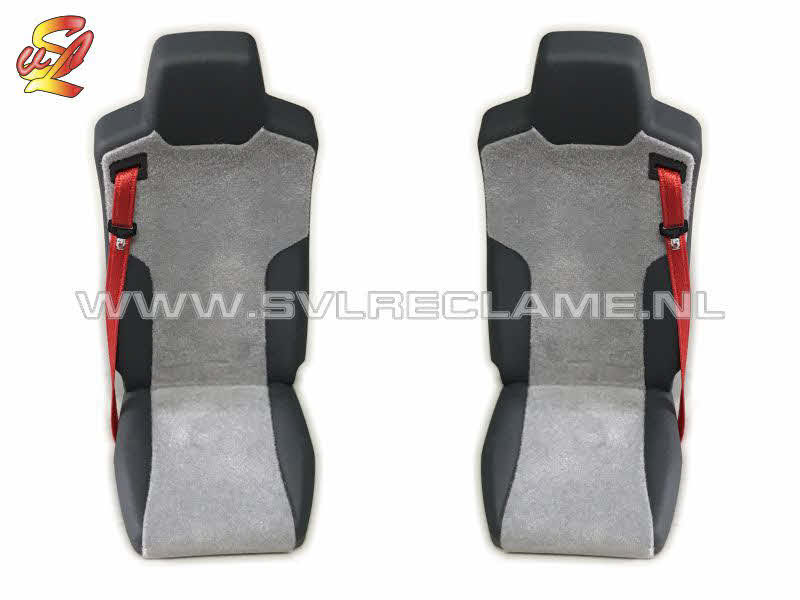 tamiya man tgx 18 540 xlx seats with alcantara look and seatbelts interior stoelen interieur www_svlreclame_nl